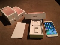 Apple iPhone 7, 7 Plus, 6s 128 GB